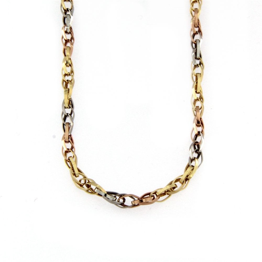 Chain in Yellow Gold 18k